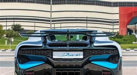 The bugatti divo has been sold out already, makes 1479 bhp of max power. First 2021 Bugatti Divo Delivered In Qatar - tizBIG