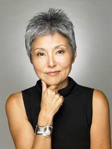 Coupe Cheveux Gris Femme 60 Ans : cheveux gris femme recherche google coiffure pour ~ Voncanada.com Idées de Décoration