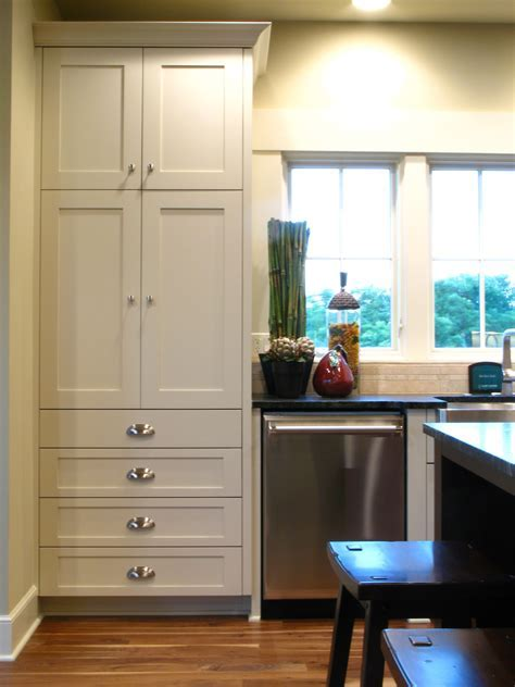 Kitchen cabinets: painted vs. stained   Curt Hofer