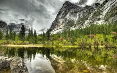 Mountain Lake Desktop Nature Wallpapers Wallpapersafari Recently