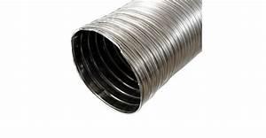 Tubage Inox Double Paroi Prix : gaine inox flexible double paroi brico chemin e ~ Premium-room.com Idées de Décoration