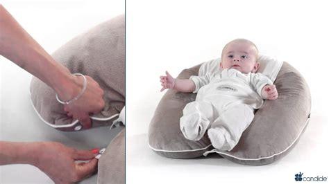 coussin d allaitement multirelax soft boa de candide