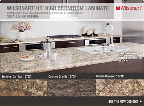 wilsonart hd high definition laminate introducing 6 new