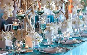 creative weddings and occasions blog candle at your With turquoise wedding centerpiece ideas