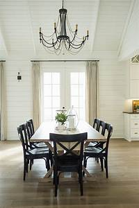 interior design ideas modern farmhouse interiors home With kitchen cabinet trends 2018 combined with antique hurricane candle holders
