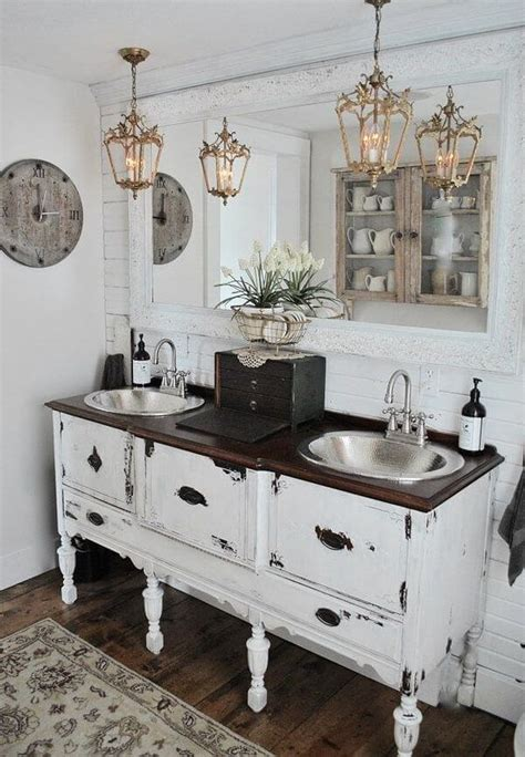 ideas  rustic bathroom vanities youll love