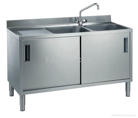 stainless steel kitchen storage cabinets kitchen sinks kitchen sink cabinet combo design