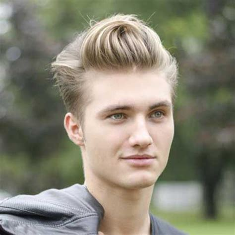 Cool Hairstyles For Guys With Hair by 15 Cool Hair Colors For Guys Mens Hairstyles 2018