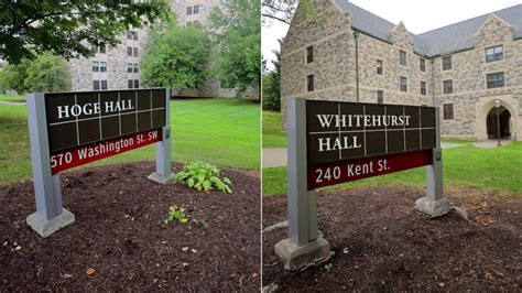Compare rainelle, west virginia to any other place in the usa. Virginia Tech officials rename residence halls | WFXRtv