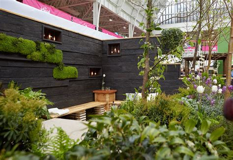writtle college wins 2015 gardeners at ideal home