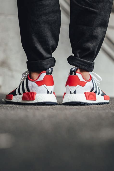 white moutaineering x adidas nmd trail pk release