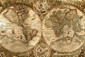 Old Map Backgrounds
