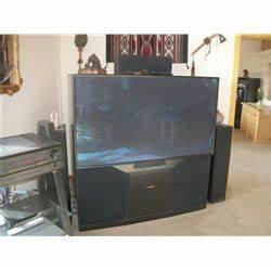 """65"""" Mitsubishi TV Diamond seriesHD 1080"""