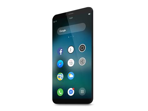 view on iphone iphone 8 concept by viktor hammarberg is see through and