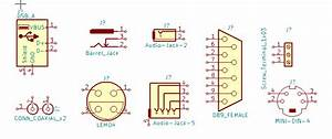 Klc  Connector Schematic Symbol Conventions  U00b7 Issue  1627