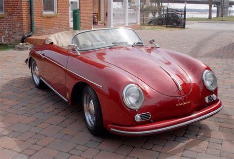1957 Porsche Speedster Replica by Ev 1957 Porsche 356 Replica 100229817 L Jpg