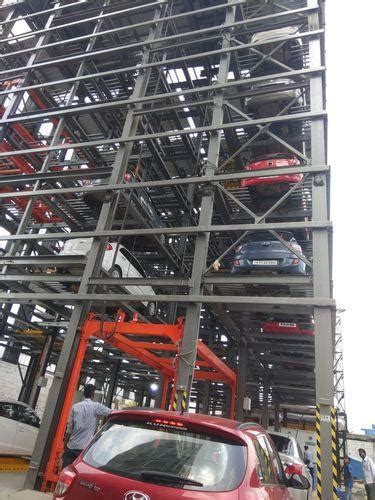 multilevel car parking system automated car parking