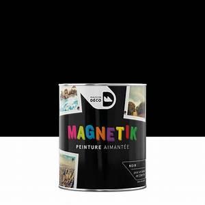 Peinture Magntique Noir MAISON DECO Magntik C39est Gnial