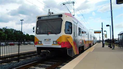 bwi light rail mta maryland baltimore light rail bwi business district