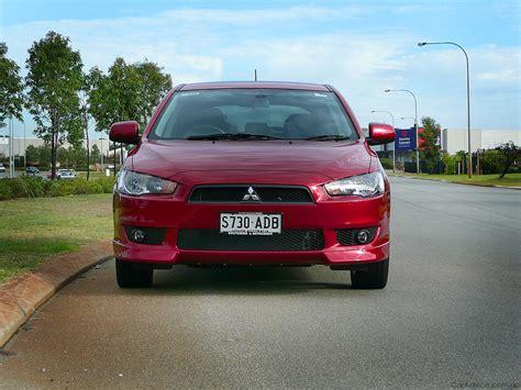 Mitsubishi Lancer Sportback Review by Mitsubishi Lancer Sportback Review Road Test Caradvice