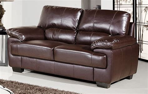 Brown Leather Sofa Decor The Plough At Cadsden How To