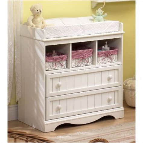 table ls for baby nursery nursery changing table country style pure white finish