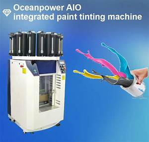 Oceanpower Aio Integrated Machine Combines Manual
