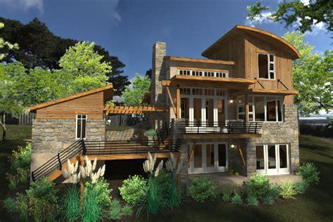 modern craftsman style house plans planos de casas de vacaciones para construir tu casa de