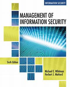 Principles Of Information Security - 9781285448367
