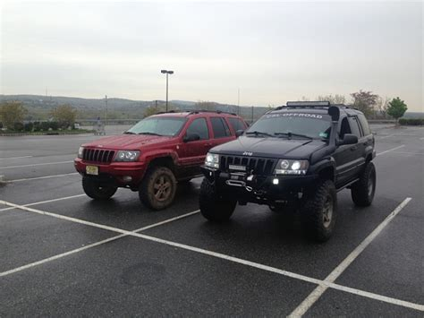 wj overland build jeep cherokee forum