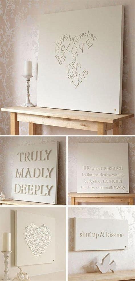 dikke letters en  een kleur verven door susankeijsers diy projects canvas letters wooden
