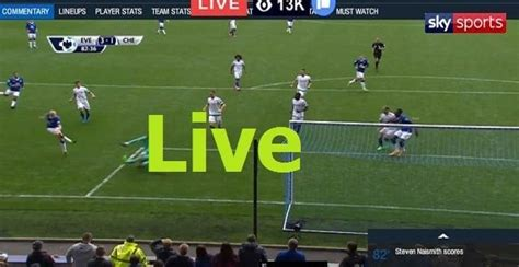 Live Football Stream | St Etienne vs Nice (ETI v NIC) Free ...