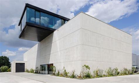 warehouse office design modern office on top of warehouse storage asona benelux Modern