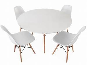 eames tisch wdw mit 4 st hlen With tisch mit 4 stühlen