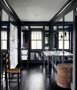 Modèle Salle De Bain : mod le carrelage salle de bain noir et blanc 25 d cors o ~ Voncanada.com Idées de Décoration