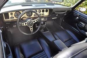 1978 Pontiac Trans Am Special Edition Y82 Manual