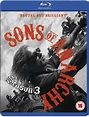 Sons of Anarchy: Complete Season 3 Blu-ray (2011) Charlie ...
