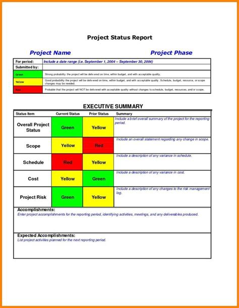 multiple project dashboard template excel  project