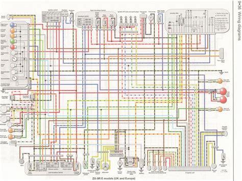 1993 Yamaha Virago 750 Wiring Diagram Schematic by Duff Zx9 Fuel