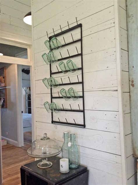 Shiplap Painted White by Decorating With Shiplap Ideas From Hgtv S Fixer