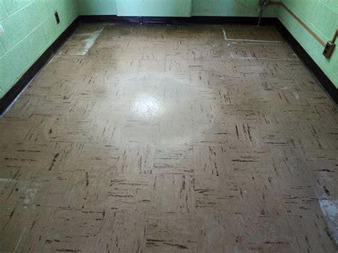 congoleum vinyl flooring asbestos asbestos floor tile wear damage exle 1 flickr