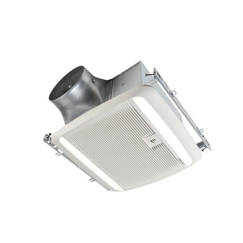 humidity sensing bathroom fan with light broan ultra green zb series 110 cfm multi speed ceiling