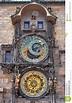 Prague Clock Stock Photo - Image: 62052435