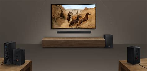 New Soundbar Systems From Samsung