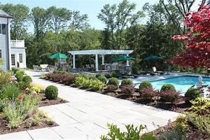 Residential Landscaping, Harding Township, NJ - Sponzilli