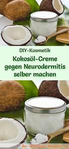 Ringelblumen Creme Selber Machen : kokos l creme gegen neurodermitis selber machen rezept anleitung ~ Frokenaadalensverden.com Haus und Dekorationen