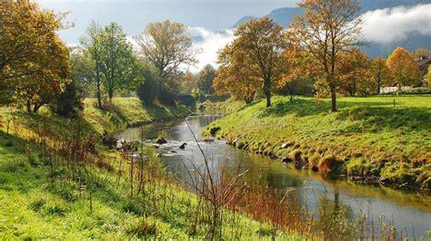 autumn-Beautiful natural scenery desktop wallpaper Preview ...