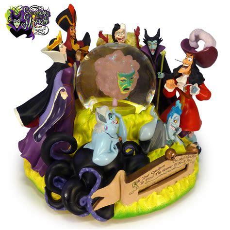 Disney Direct Villains: Fortune Teller Musical Snow Globe
