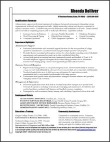 resume for hr admin assistant hr administrative assistant resume exles