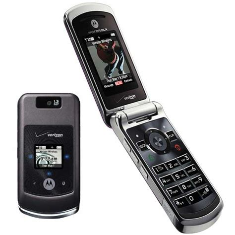 newest motorola phone new motorola razr w755 verizon page plus phone black